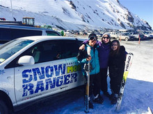 The Paul Kelly Motor Company Snow Ranger!