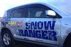 Paul Kelly Motor Company Snow Ranger!