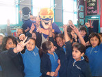 Powerman at Hastings Central School