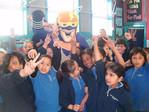 Powerman at Hastings Central School