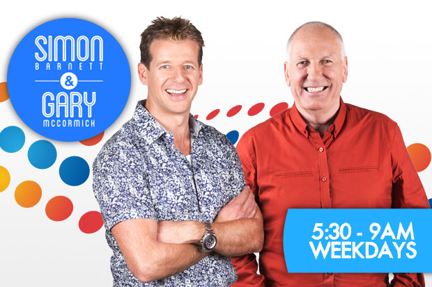 More FM Breakfast With Si & Gary