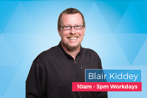 More FM Workplace Social Club with Blair Kiddey