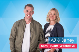 More FM Breakfast with AJ & Janey