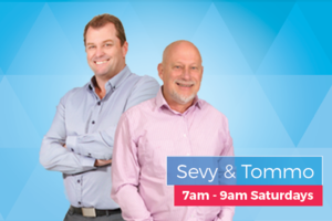 More FM Saturday Sports Desk with Sevy and Tommo