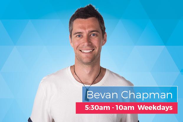 More FM Breakfast with Bevan Chapman