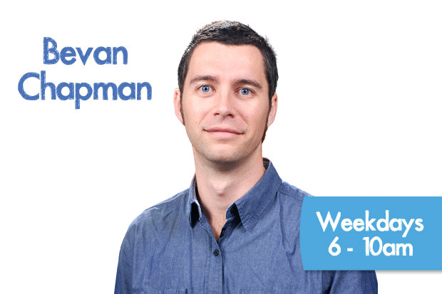 MORE FM Breakfast with Bevan Chapman