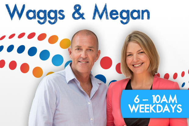 MORE FM Breakfast with Waggs & Megan