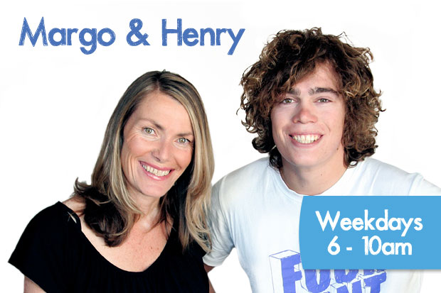 MORE FM Breakfast with Margo and Henry