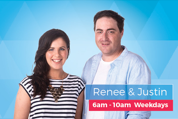 More FM Breakfast with Renee & Justin