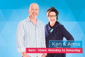 More FM Breakfast with Ken & Anna