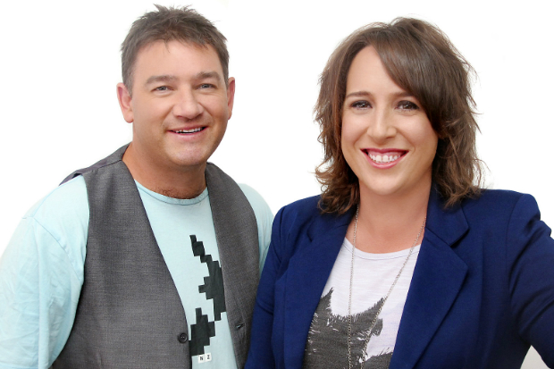 MORE FM Breakfast with Glenn & Natasha