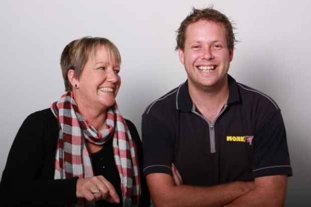MORE FM Breakfast with Jase & Sue