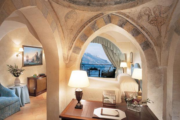 Caruso Belvedere, Italy