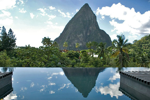 The Hotel Chocolat, St. Lucia
