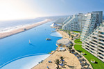 San Alfonso Del Mar, Chile - Biggest Pool in the World