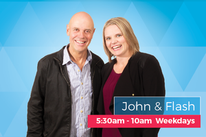 More FM Breakfast with John & Flash