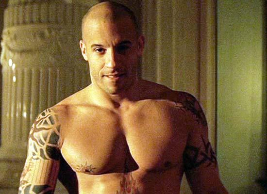 Vin Diesel in 'xXx'