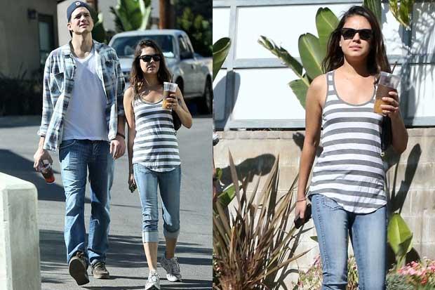 Ashton Kutcher Demi Moore Jpeg Pregnant