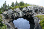 Berry Head Arch - Newfoundland, Canada