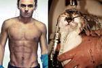 Tom Daley vs. This Cat