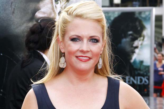 Melissa Joan Hart received 15000 new Twitter followers when she tweeted her support for Romney