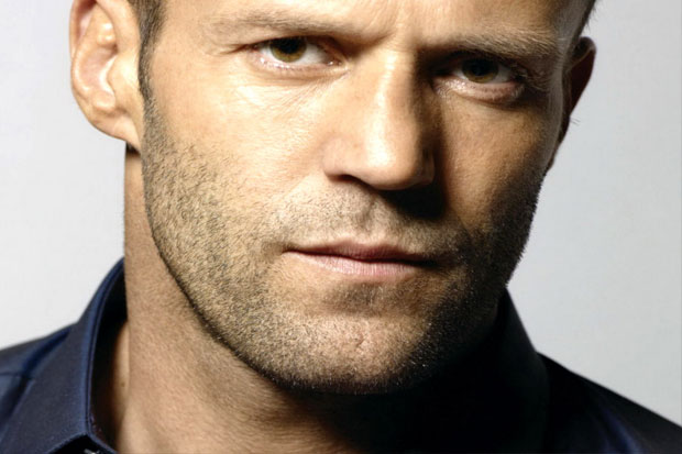 Jason Statham - brown eyes with a hint of green