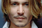 Johnny Depp - magic, almost black eyes!