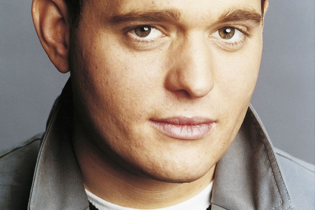 Michael Buble - soulful music, stunning eyes!