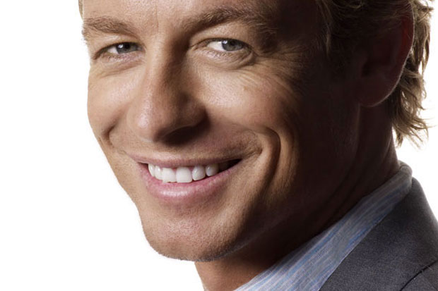 Simon Baker - even his eyes are sexy!