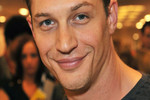 Tom Hardy - smiling with his amazing eyes!