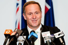 PM John Key 16 May