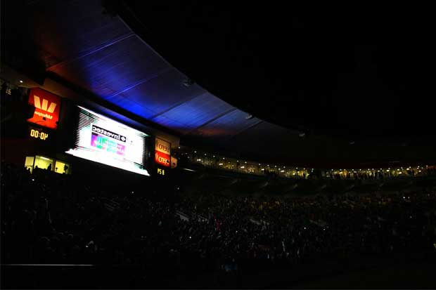 lights out at westpac stadium