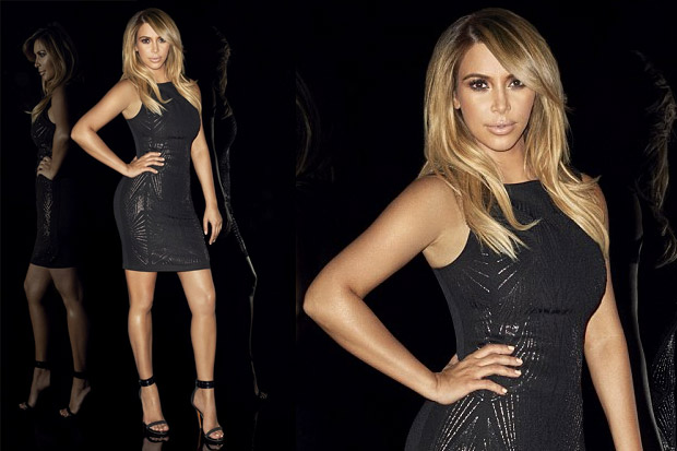 """According to E!Online, Kim has lost at least 25lbs (or more than 11kgs) since her pregnancy, but people online do not seem too convinced Kim captured in the photoshoot is a true photograph of the 32-year-old mum.   """"Photoshopped to the MAX!"""" and """"Airbrushed to high heaven"""" were some of the comments posted on UK's Daily Mail."""