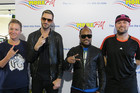 Black Eyed Peas' Apl De Ap and DJ Damien Leroy on More FM