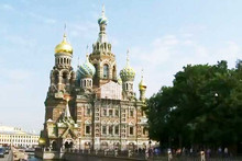 Explore Russia's Second Biggest City St. Petersburg