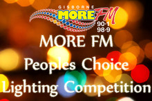 MORE FM Peoples Choice Christmas Lighting Competition
