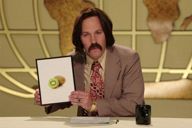 Things You Didn't Know About New Zealand, According to Ron Burgundy