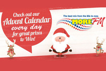 Win Daily Prizes With Our Facebook Advent Calendar
