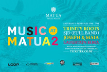 Win  Tickets  to  Music  at  Matua