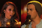 Check Out Alex And Sierra's Amazing Cover of  'Say Something'