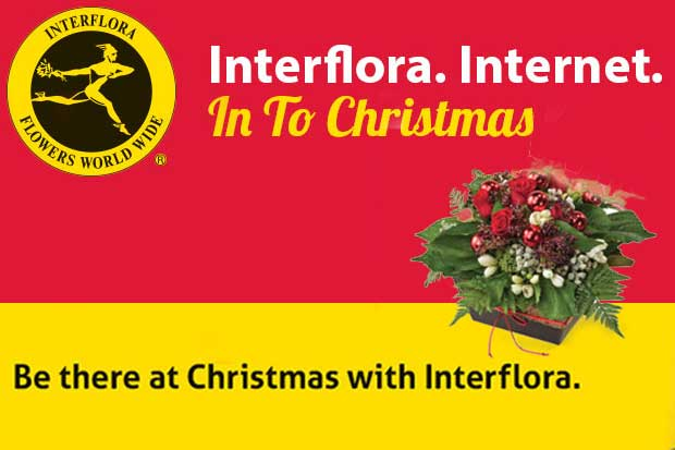 WIN with Interflora this Christmas!