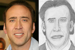 That's actually a pretty accurate Nicolas Cage.