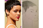 Rihanna or long neck ape?