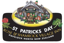 St Patrick's Day at the Rose & Shamrock