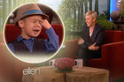 Four-Year-Old YouTube Sensation Sings for Ellen!