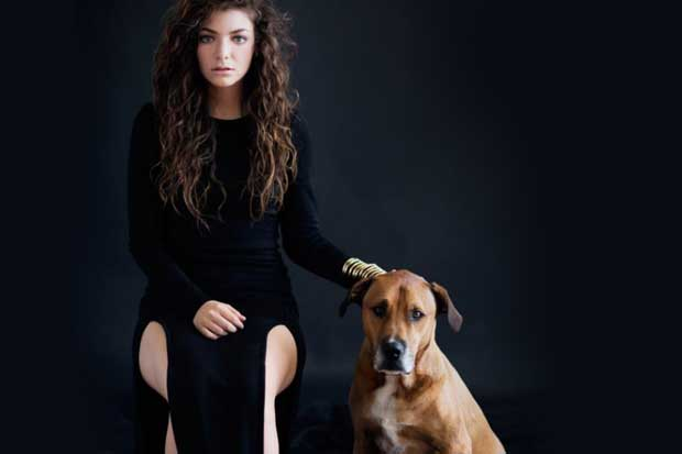 WIRED Lorde Royals