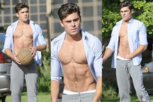 Photos That Prove Zac Efron Is A Spectacular Human