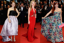 Cannes 2013 Red Carpet Fashion