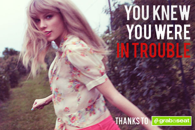 Win Tickets and Flights to Taylor Swift!