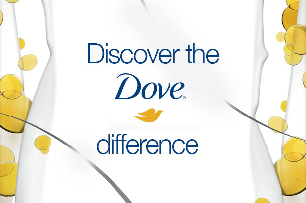 Discover the Dove Difference!